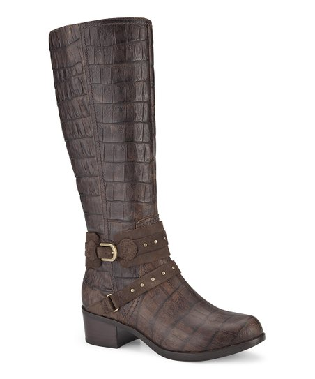 Java Esplanade Croco Boot - Women