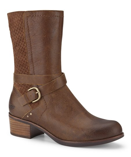 Chestnut Lula Mae Boot - Women