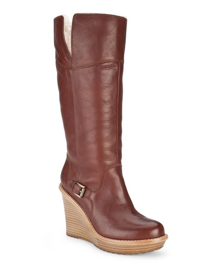 Chestnut Sidonie Boot - Women