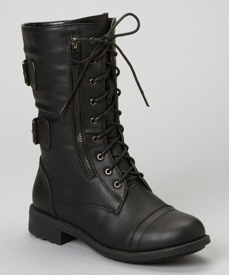 Black Pack 72 Boot