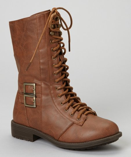 Tan Pack 78 Boot