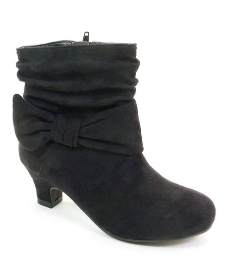 Black Shama Ankle Boot