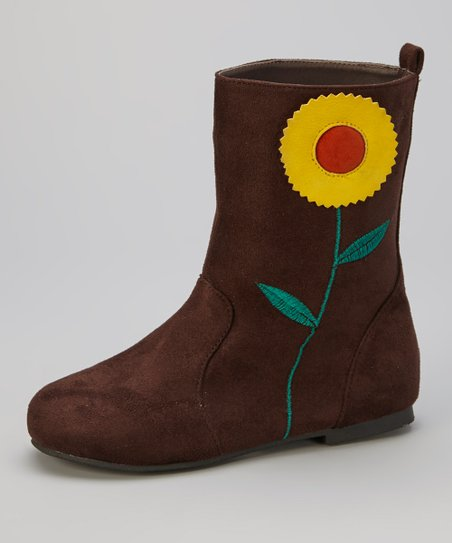 Brown Yumy Boot