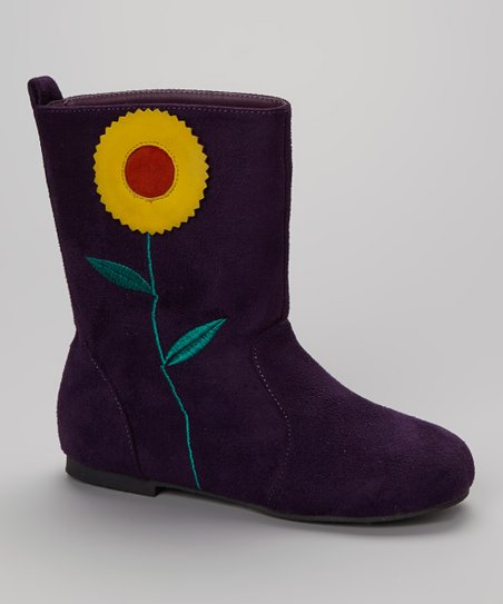 Purple Yumy Boot