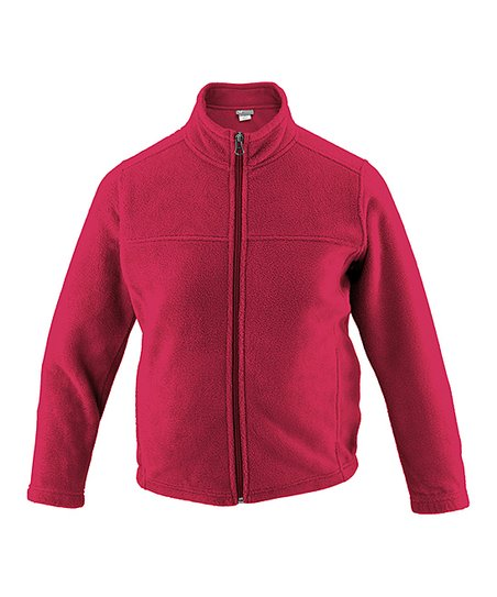 Bright Rose Sierra Mountain Jacket - Girls