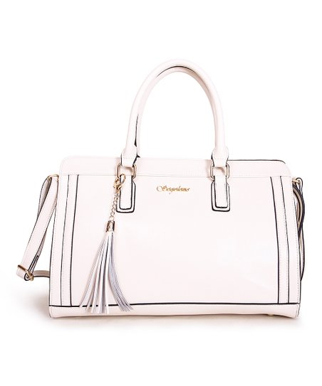 Bone Angelique Satchel