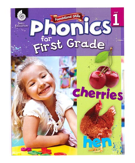 Foundational Skills Phonics: First Grade