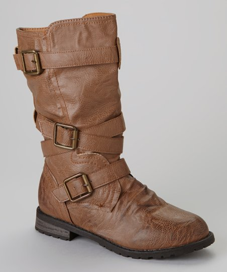 Brown Tina 13 Boot