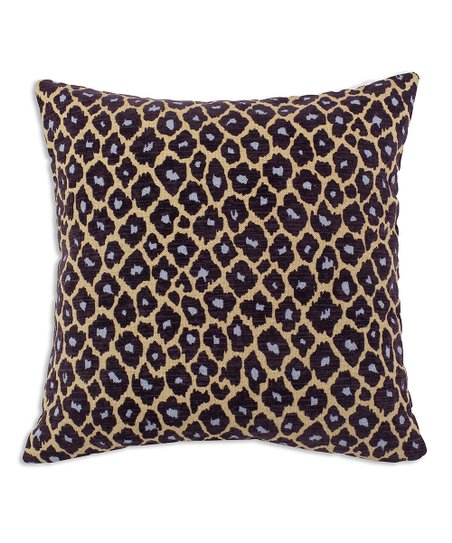 Taupe Simba Pillow