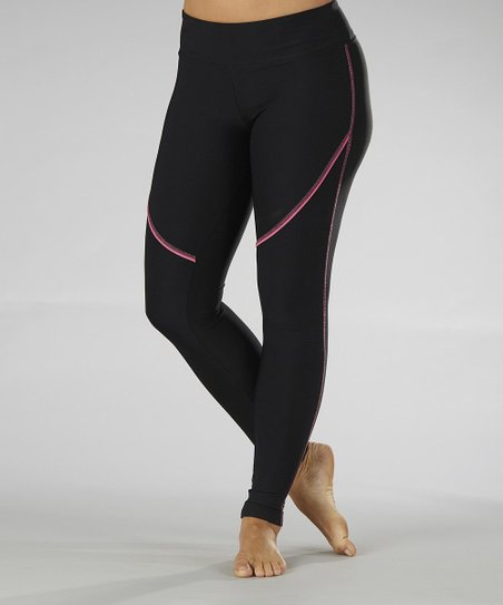 Pink Performance Leggings