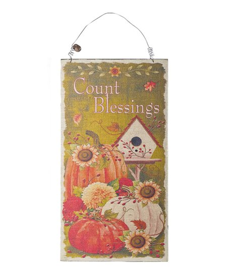 'Blessings' Wall Art