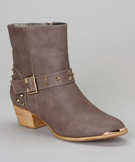 Brown Linda Low Boot