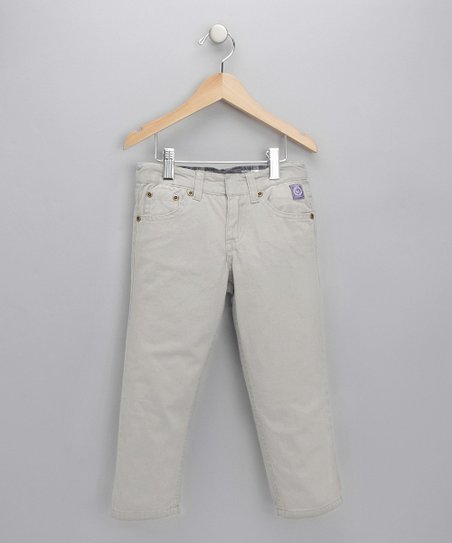 Canvas Twill Pants - Toddler &amp; Boys