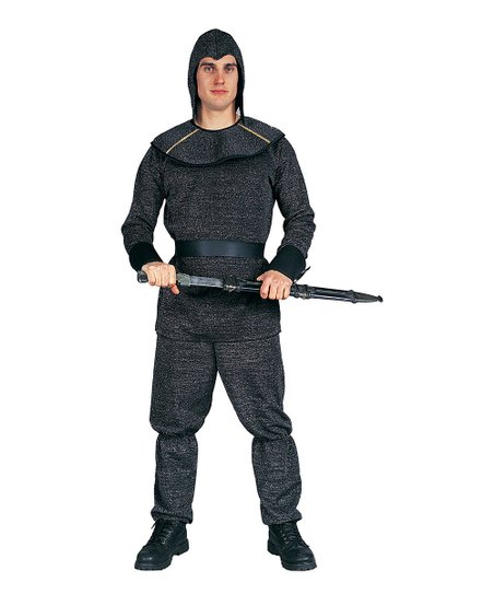 Dark Silver King Arthur Costume - Men