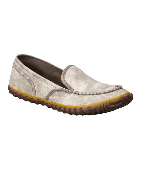 Stone Tremblant Canvas Moccasin - Women