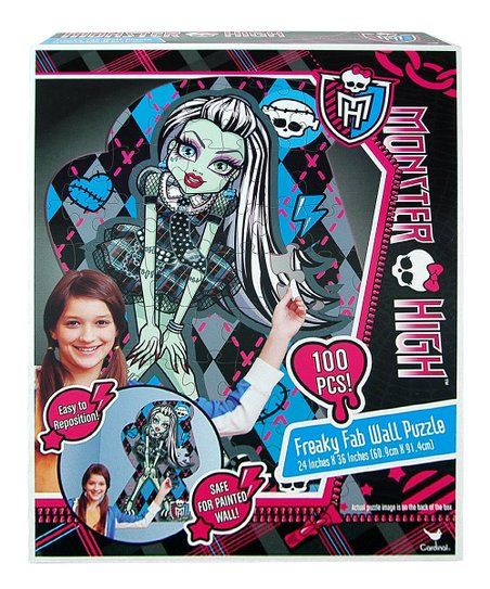 Monster High Wall Puzzle