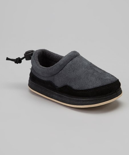 Gray Tin Tin Slipper