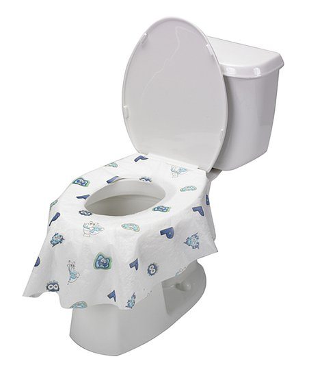 Disposable Potty Shield - Set of 20