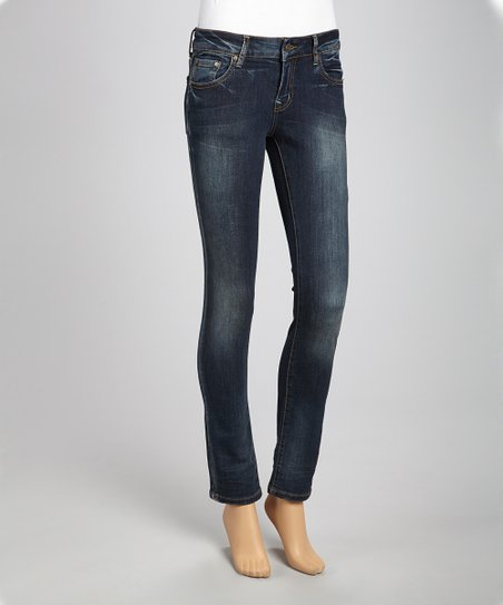 Paris Faded Skinny Jeans