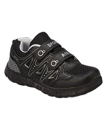 Black & White Sport Air Running Shoe