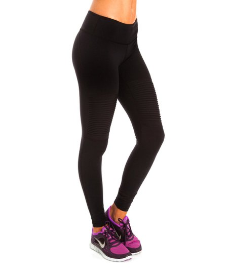 Black Tahiti Leggings