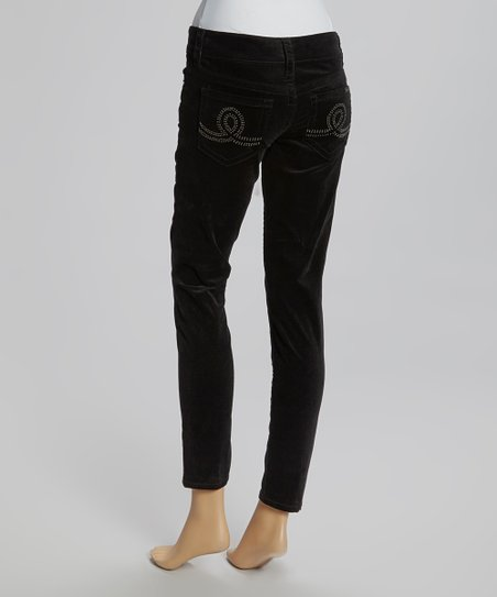 Black Midnight Skinny Jeans
