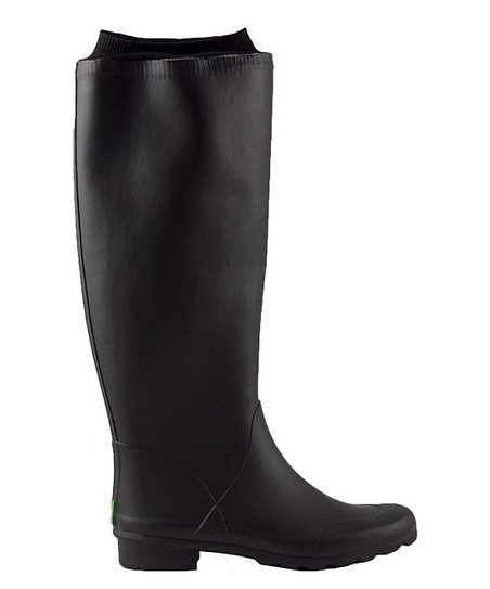 Black Jube Rain Boot