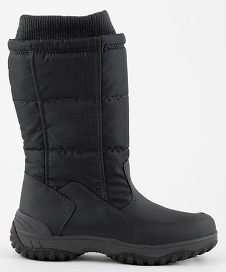 Black Devon Boot