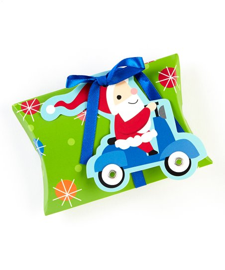 Holiday Traffic Gift Card Holder