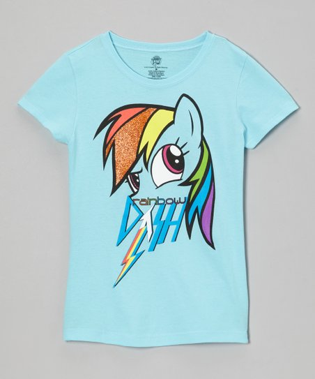 Cancun 'Rainbow Dash' My Little Pony Tee - Girls