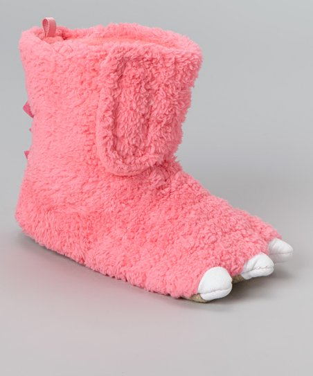 Pink Kong Slipper
