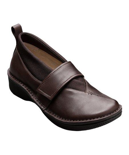Dark Brown Obi Shoe – Women