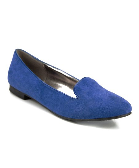 Royal Blue Lenka Flat