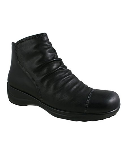 Black Dati Ankle Boot