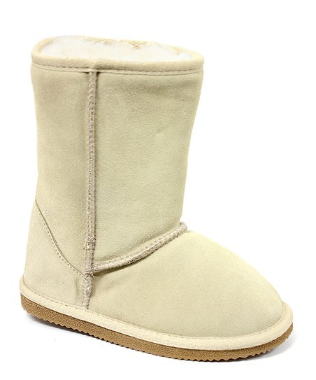 Sand Fleece Boot - Kids