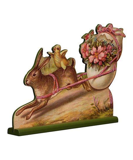 Rabbit Vintage Stand-Up Figurine