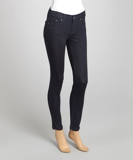 Black Denim Karlie High-Rise Jeans