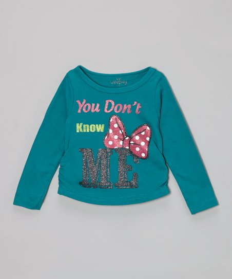 Fanfare 'You Don't Know Me' Tee - Infant, Toddler & Girls
