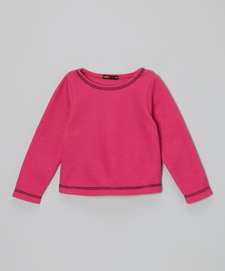 Fuchsia Thermal - Infant, Toddler & Girls