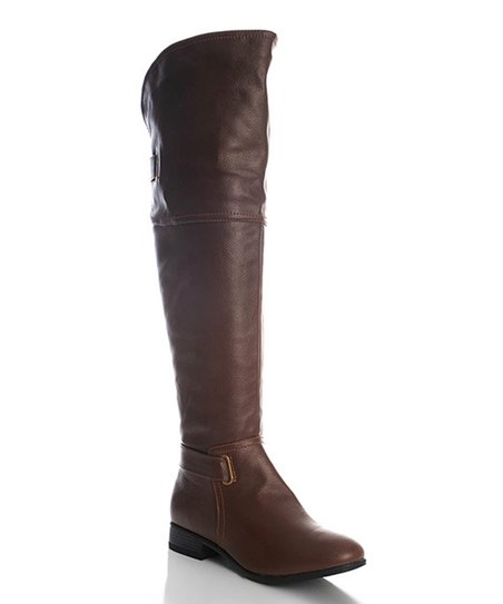 Cognac Sarit Boot