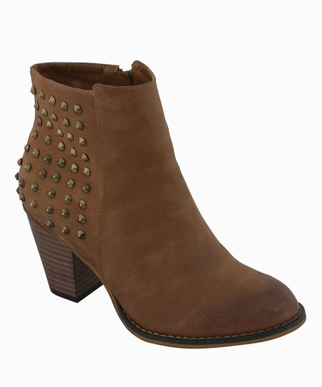 Tan Kylie Ankle Boot