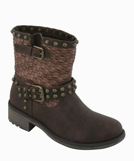 Brown Alexia Boot