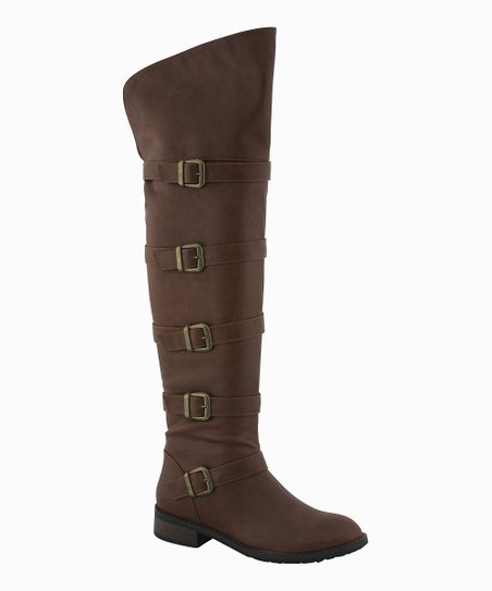 Brown Randi Boot