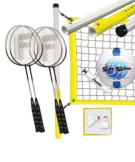 Volleyball/Badminton Set