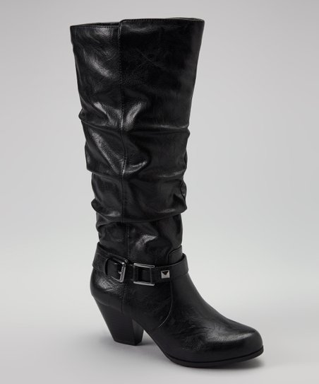 Black Padma Boot