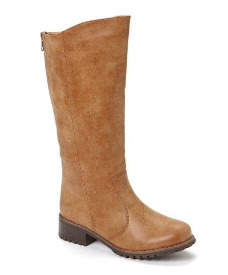 Tan Outlaw Tall Boot