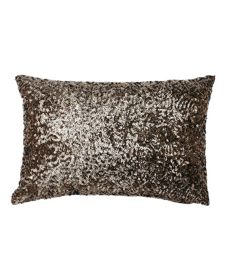 Gold Griselda Sequin Pillow