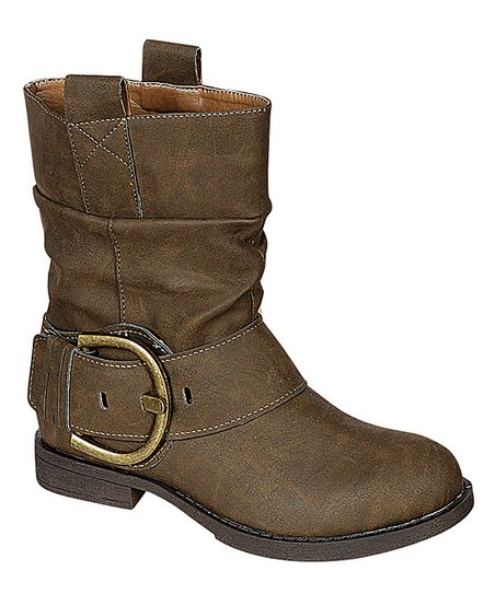 Brown Luam Boot