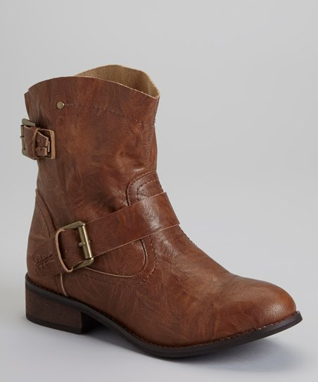 Brown Patrice Ankle Boot