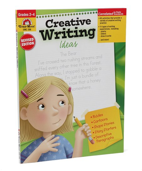topics on creative writing for grade 4